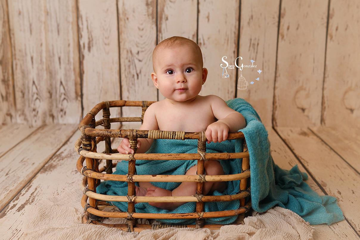 SARA GONZALEZ FOTOGRAFIA, FOTOGRAFIA INFANTIL, SESION BEBE, OVIEDO, ASTURIAS, FOTOGRAFA BEBÉS